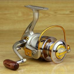 12BB Ball Bearing Saltwater Freshwater Fishing Spinning Reel