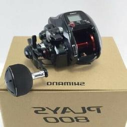 Shimano 17 Plays 800 Saltwater Electric Reel 037053 New JAPA