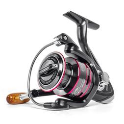 Metal Spinning Reel 8KG Max Drag Line Spool Saltwater Fishin