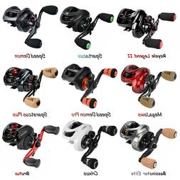baitcasting reels fresh saltwater fishing reel all