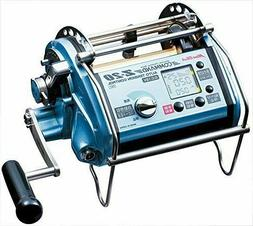 Miya Epoch Command Z20 Electric Reel + Maximum M rod holder