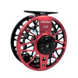 DF.FISH Fly Fishing Reel Saltwater Freshwater Aluminum Left-