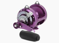 Avet EXW 30/2 Two-Speed Lever Drag Big Game Reel EXW30/2 PUR