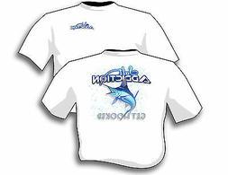 Salt Addiction Fishing t shirt,Marlin,Saltwater shirt,Ocean,