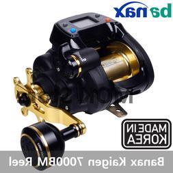 Banax Kaigen 7000BM Electric Reel Big Game Jigging Fishing D