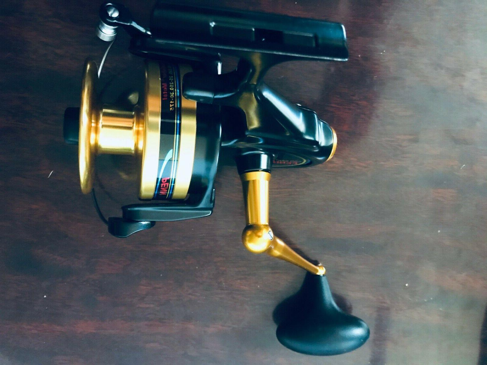 850 ssm original saltwater fishing reel new