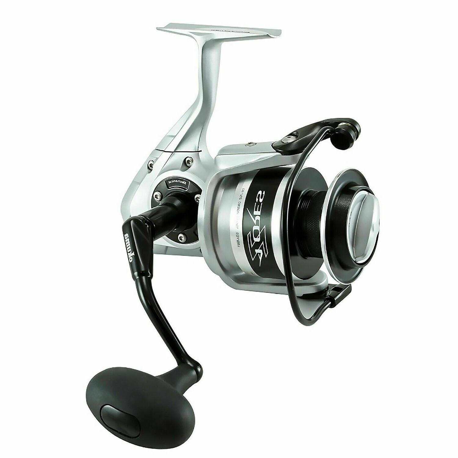 azores saltwater spin reel 6bb 1 5