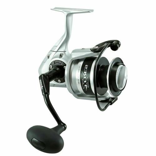 azores saltwater spinning reel size