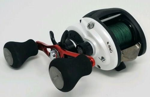 Abu Daiwa EVA Fishing Reel Handle Red Revo
