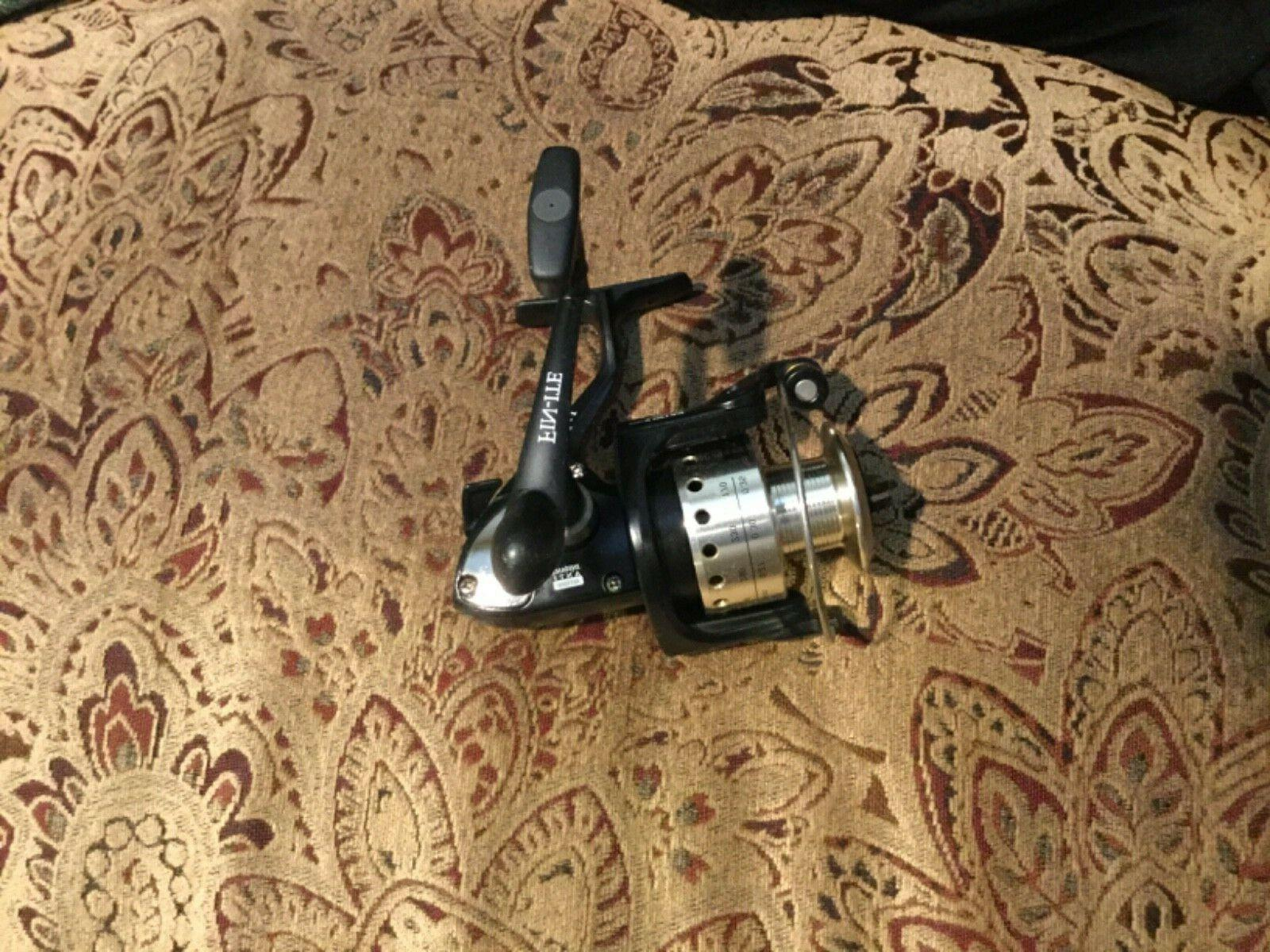 FIN-NOR Fin-Ite Spinning reel,