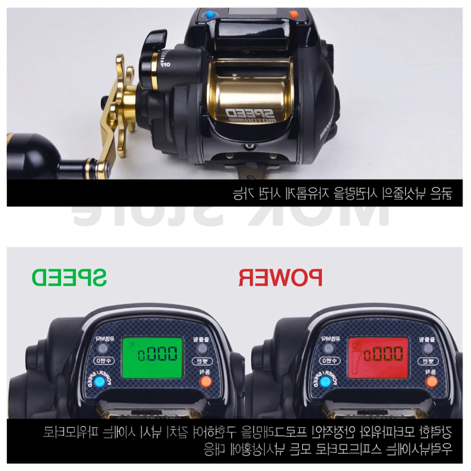 Banax Reel Game Fishing Dial Reels