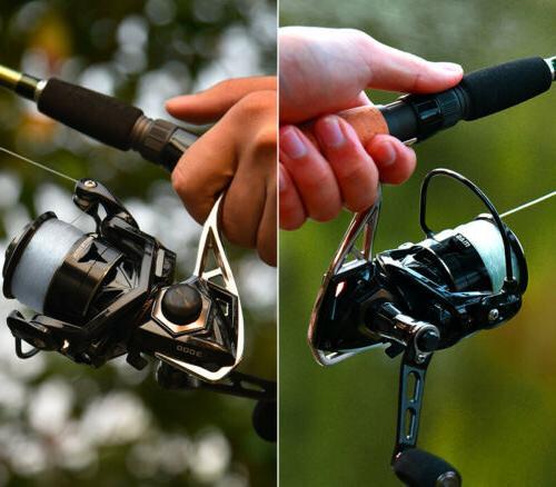 KastKing MegaTron Spinning Reel Fishing Reels 30LB Carbon