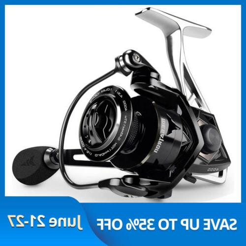 megatron spinning reel great freshwater and saltwater