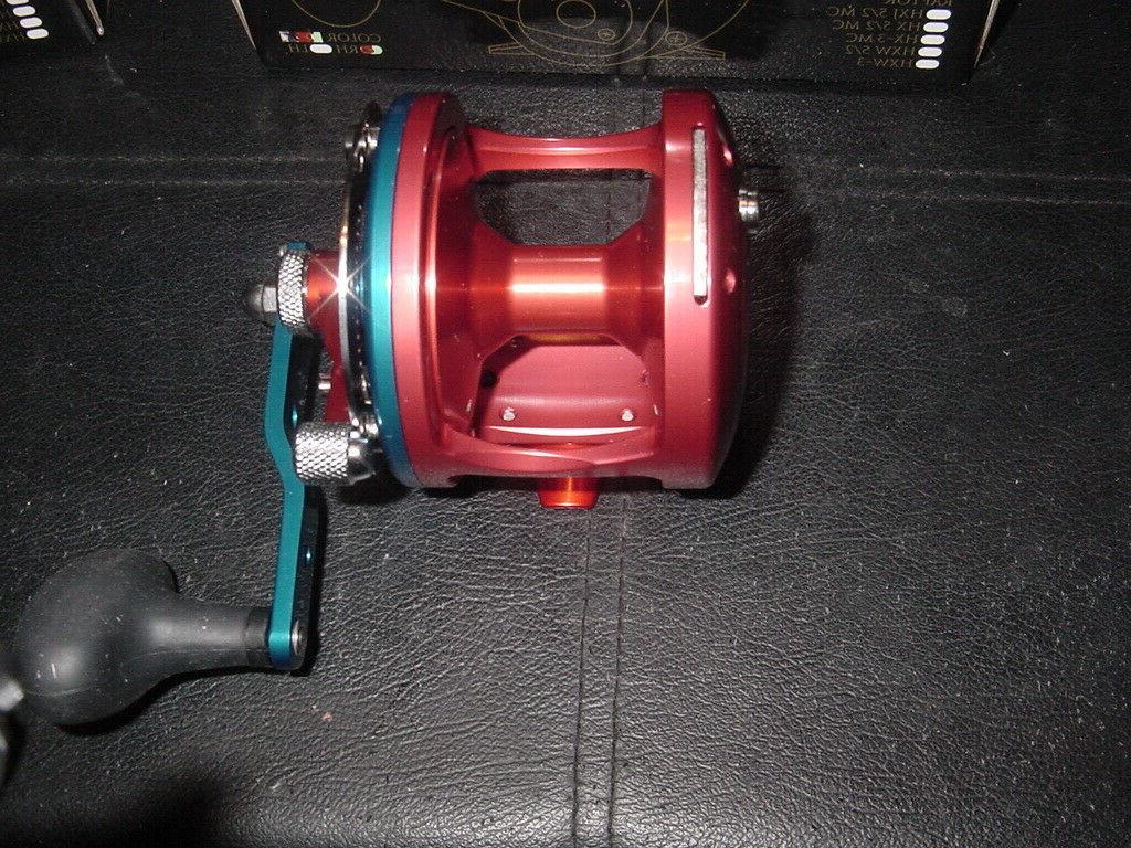 new in box blem fishing reel hx4