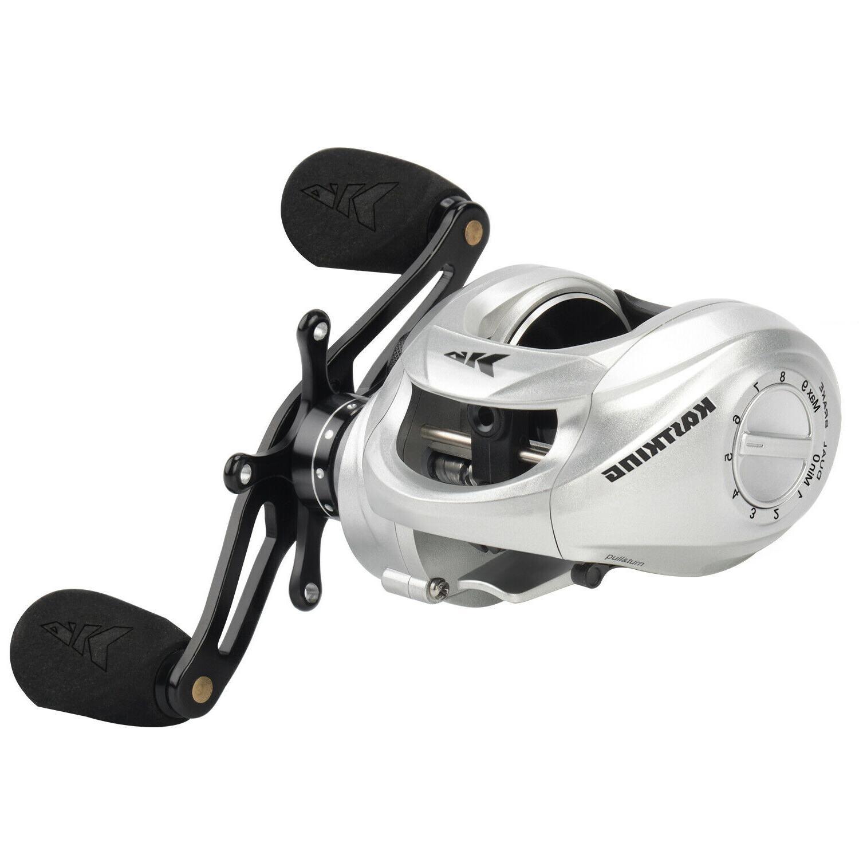 saltwater fishing reel dual brake system 8
