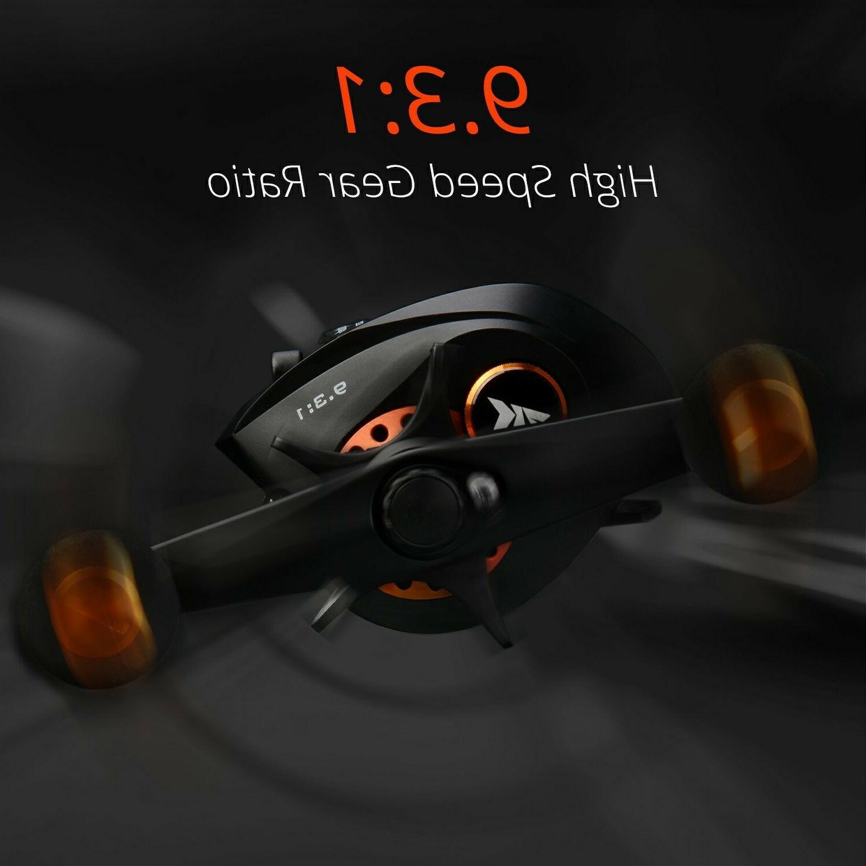 KastKing Speed Demon Baitcasting Reels Gear Carbon