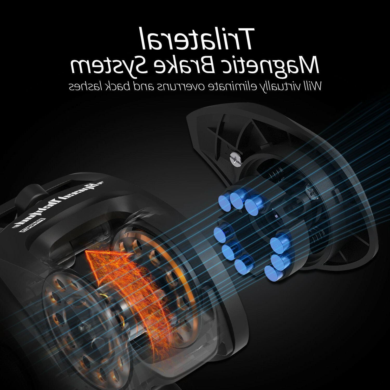 KastKing Speed Baitcasting - Gear Carbon