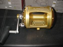 new in box fishing reel factory blem