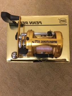 New Penn International 975LD Lever Drag Complete Kit