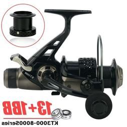 pulline kt3000 8000 double brake fishing reel