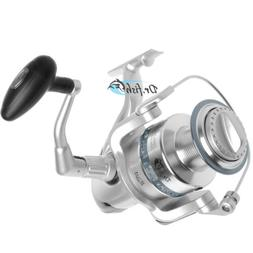 Saltwater Spinning Fishing Reel 8000-11000 Halibut Tuna Surf