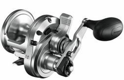 Shimano SpeedMaster II 2 Speed Reels Lever Drag Reels
