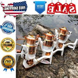 Spinning Fishing Reels 12BB +1 Bearing Balls 500-9000 Series