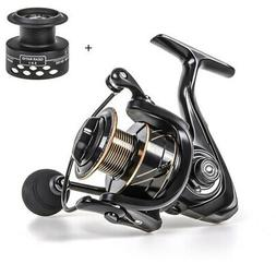 Spinning Fishing Reels for Saltwater Freshwater Ice Ultra Sm