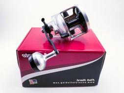 Accurate Tern TX-600X Star Drag Conventional Fishing Reel -