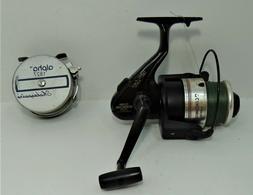 Two Functioning Fishing Reels, Silstar Edge 70 Salt Water; S