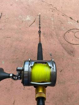 Shimano Tyrnos 30II 2-Speed Baitcasting Fishing Reel