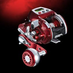 Silstar Primmus 300P Steel Red Coulor Electric Fishing Reel