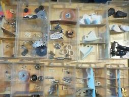 PFLUEGER VINTAGE REEL PARTS NEW..AS FOUND